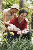 Mature couple gardening - Cedric Lim